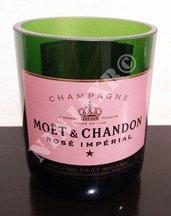 Vaso bottiglia Champagne Moet & Chandon Rosè