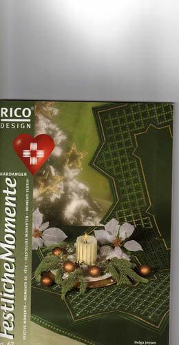 Festliche Momente - Hardanger - Rico Design