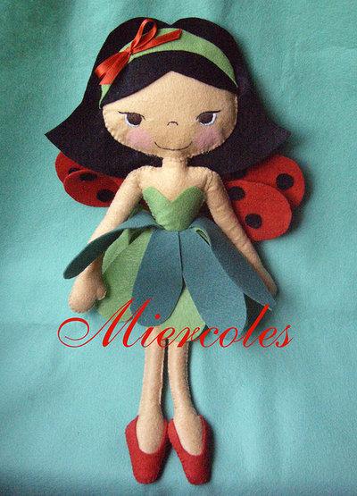 Muñeca Mariki