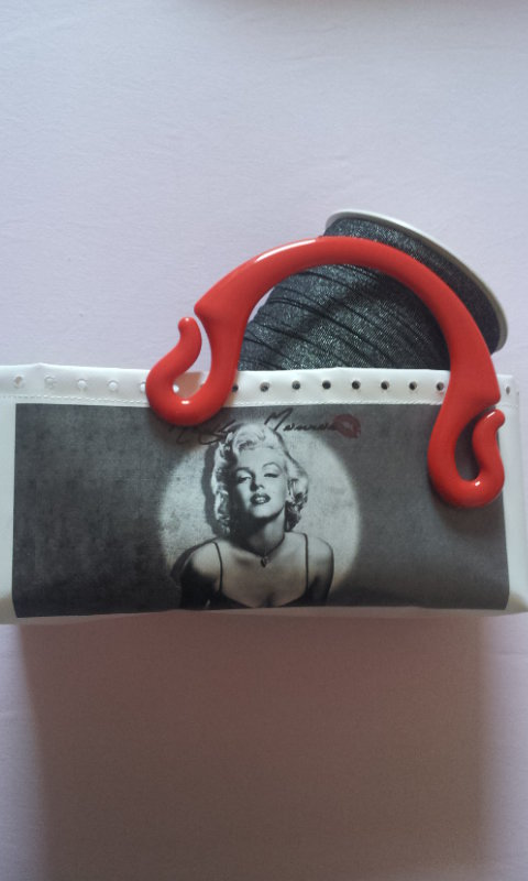 Kit per borse stampa marylin