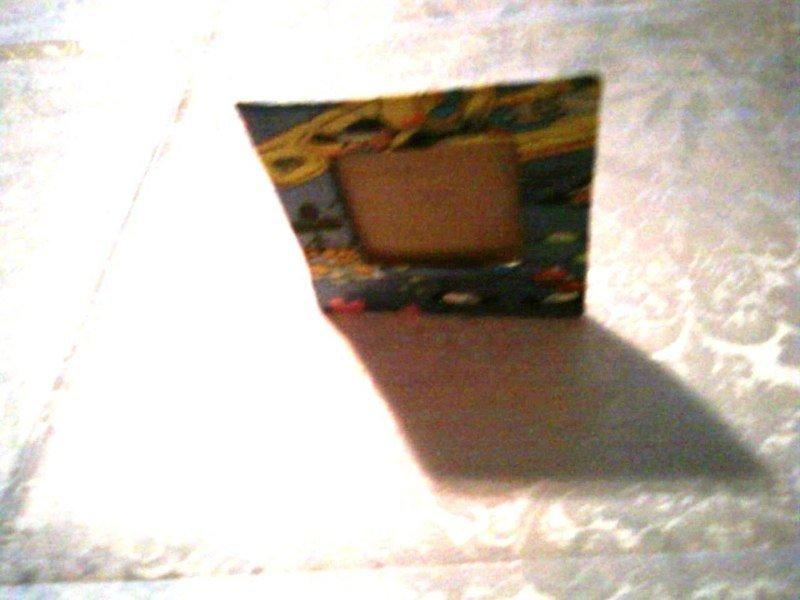 Portafoto di cartone