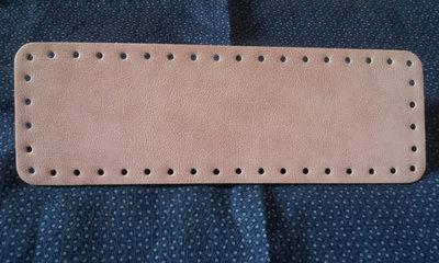Fondo per borse ecopelle rosa antico