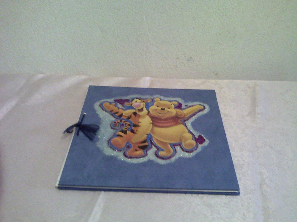 Album da foto winnie the pooh