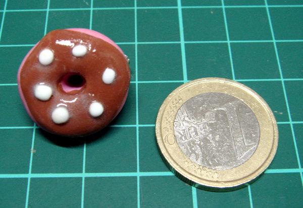 Spilla donut