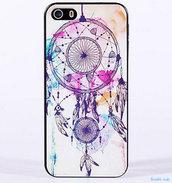 Cover Iphone 5 5S 6 Farfalle Giraffa Panda Acchiappasogni Etnica Kawaii Simpatiche Carine