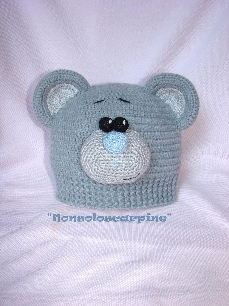 Cappello variazione orsacchiotto 1