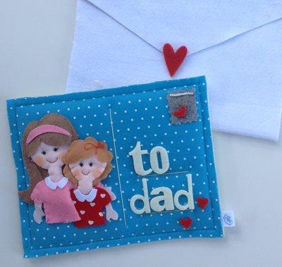 Cartolina morbida personalizzata
