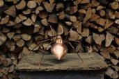 Ragno spider portafortuna animali parete in rame