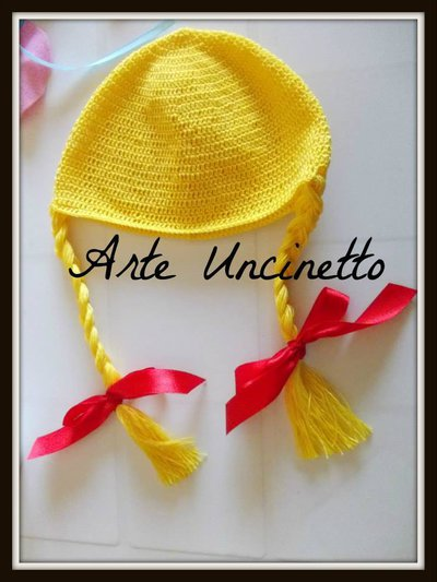 cappellino per carnevale