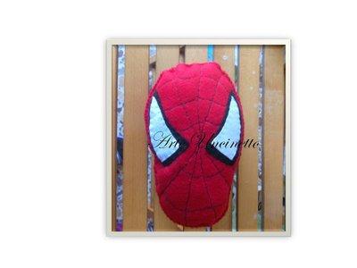 cuscino uomo ragno