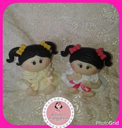 Bambole profumate pasta di mais
