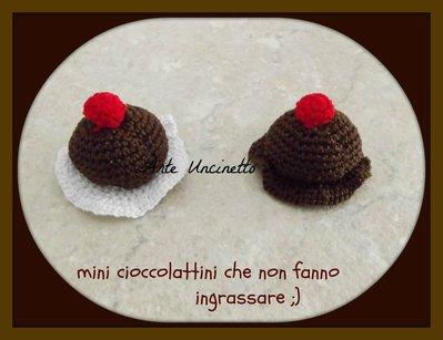 cioccolatini mini segnaposti
