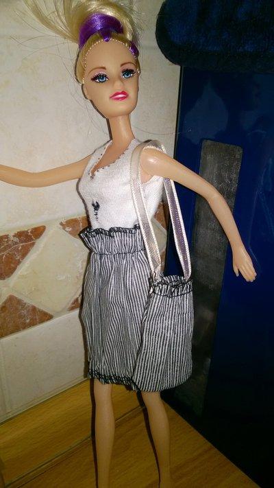 borsa tracolla barbie