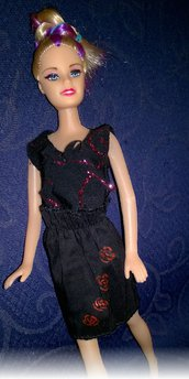 top smanicato barbie