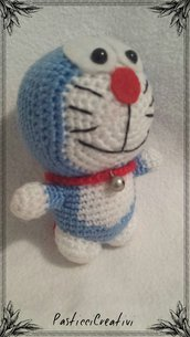 portachiavi gadget Doraemon