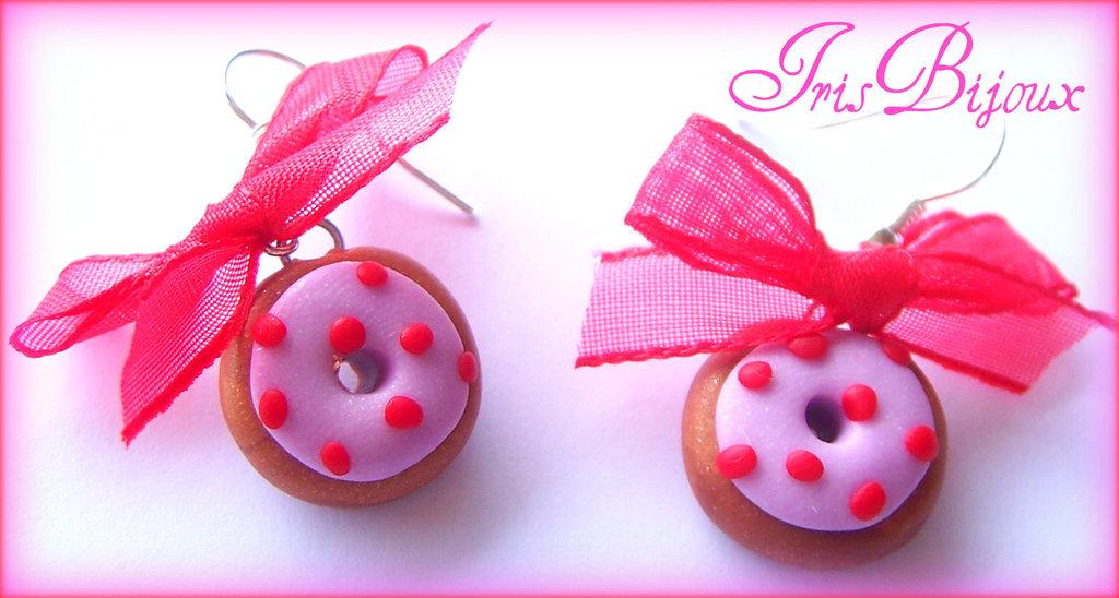 orecchini Fimo!!!!!