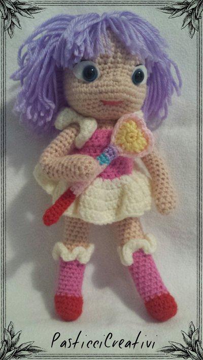 Bambola Incantevole Creamy amigurumi