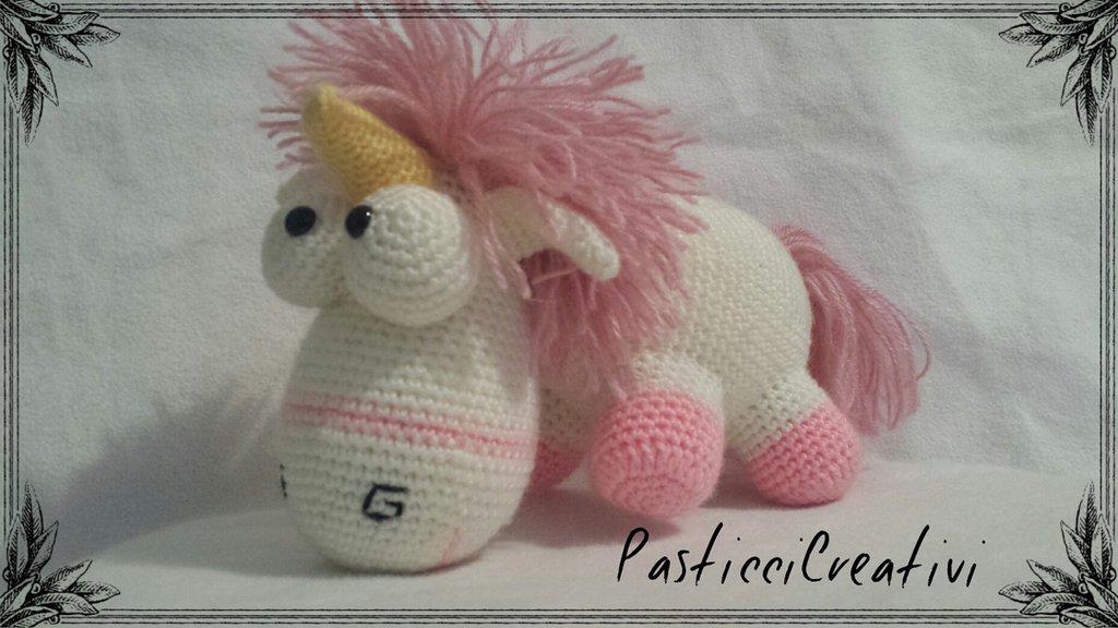 Unicorno Fluffy di Cattivissimo Me