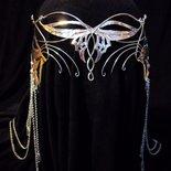 Diadema di Arwen, il signore degli anelli, versione semplificata