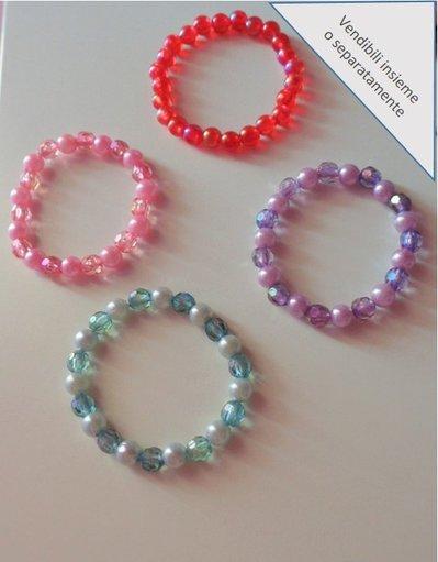 Fantasia di braccialetti con perline