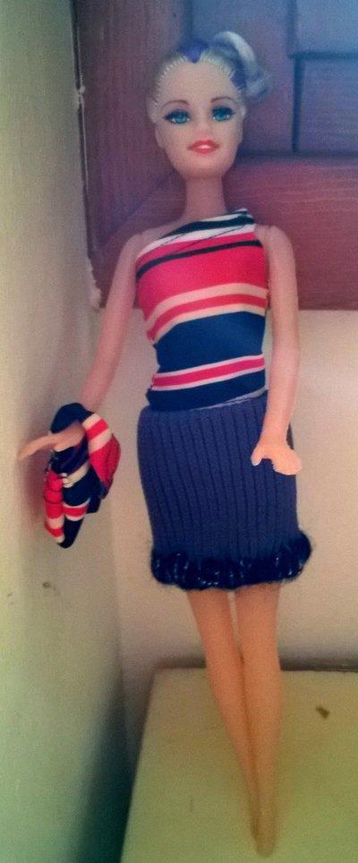 gonne per barbie