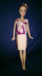 maglie varie per barbie