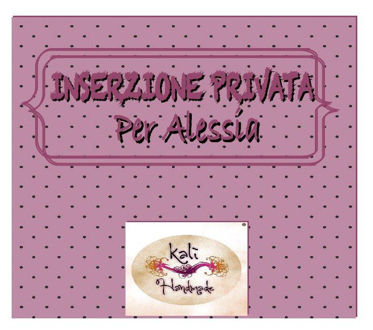 INSERZIONE PRIVATA_ per ALESSIA