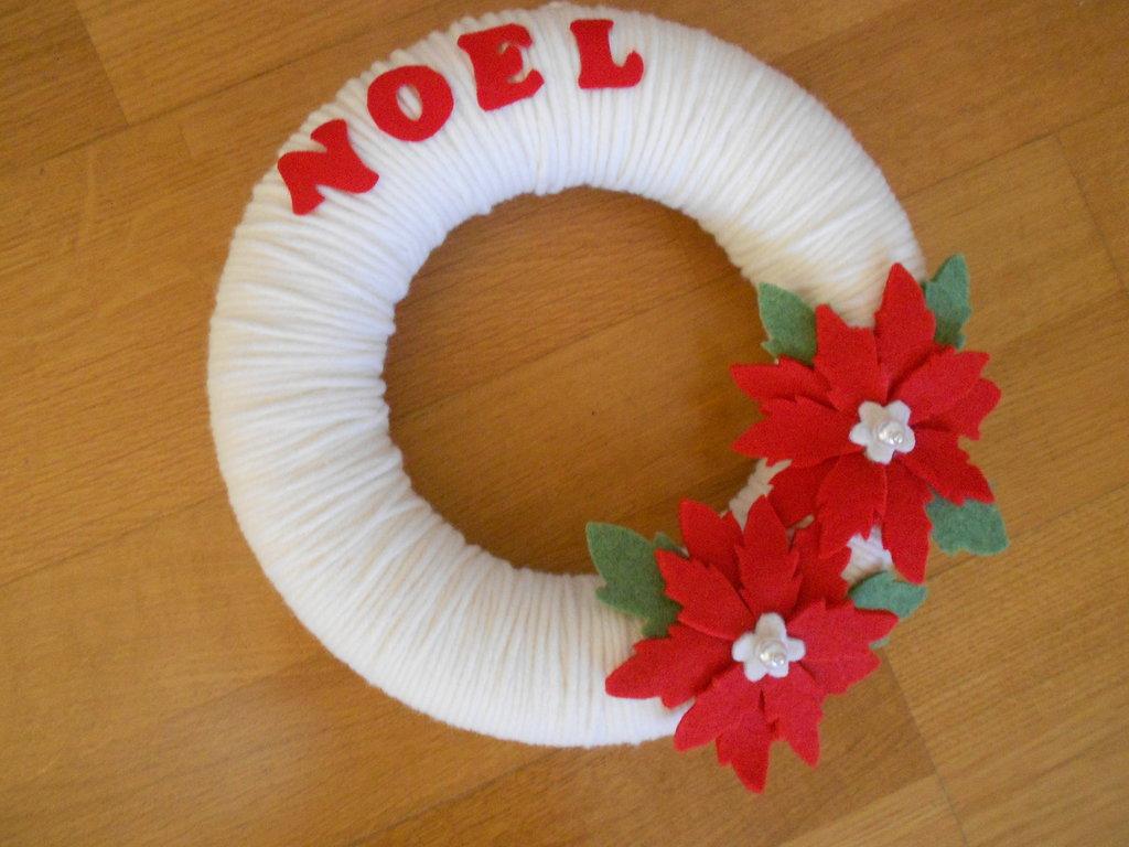 La ghirlanda Noel
