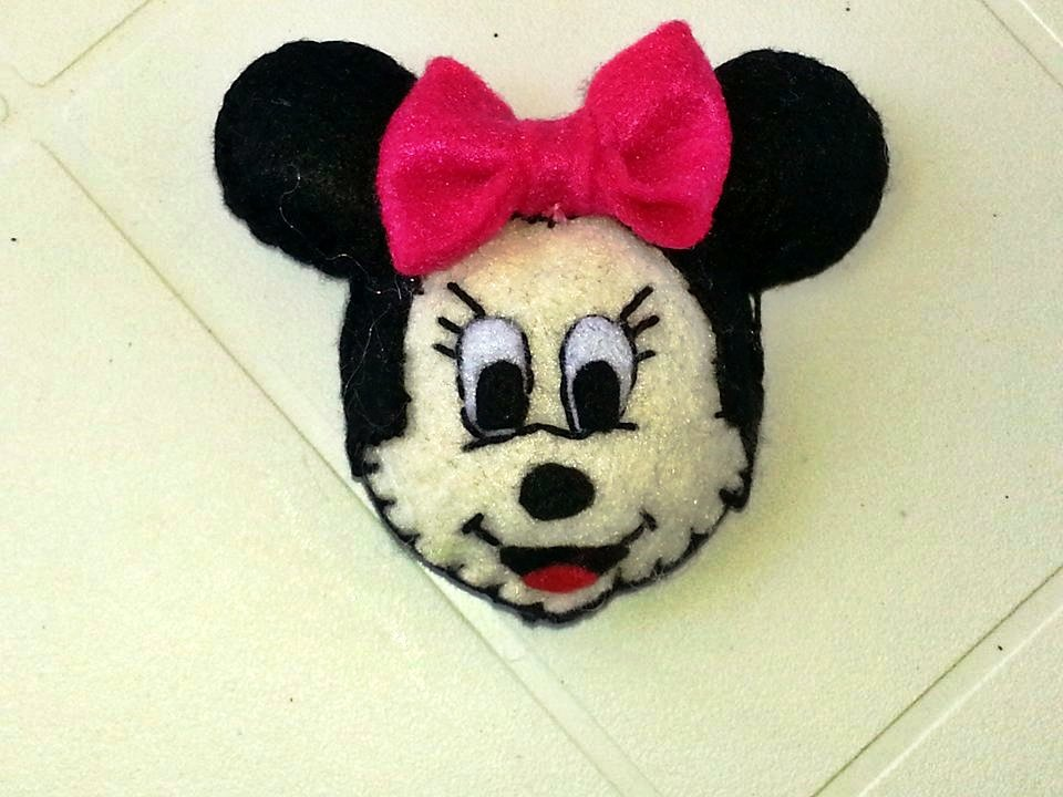 Minnie in pannolenci