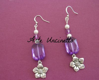 orecchini di bijoux