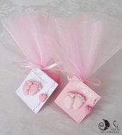 Card Art bomboniera battesimo nascita e baby shower favors e gadget originali per bimba