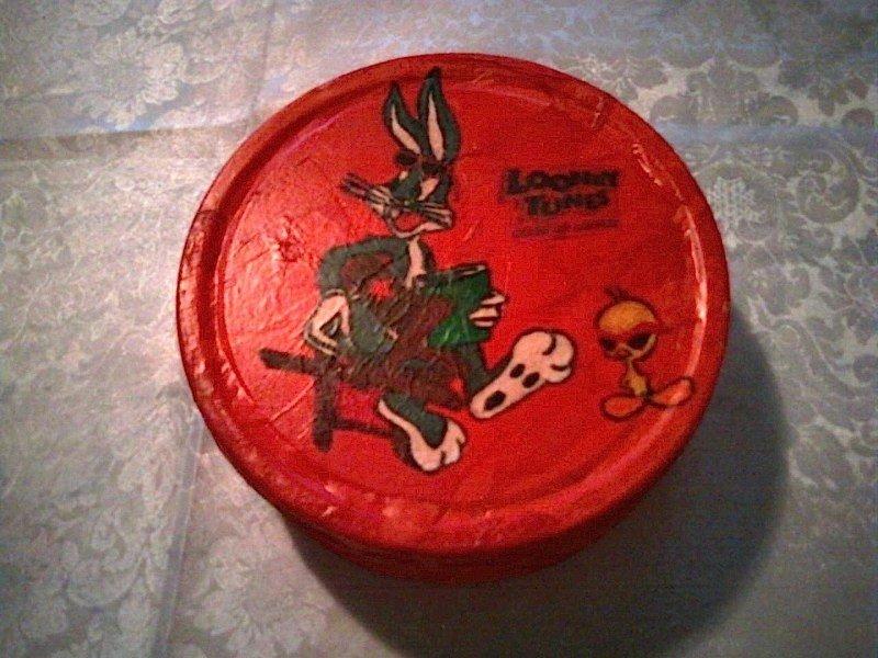 Scatola Bug's Bunny e Titty