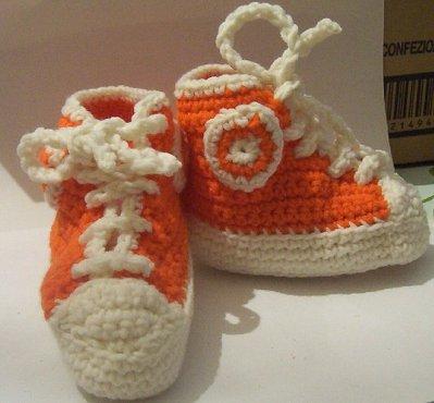 scarpette di lana
