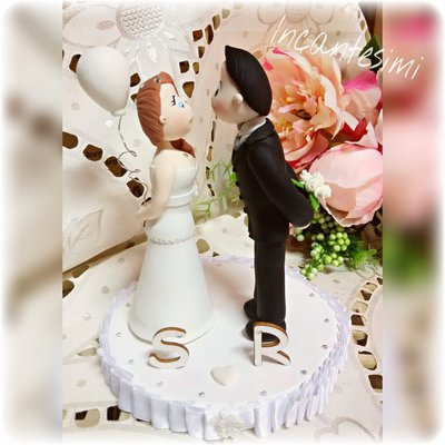 Cake Topper per matrimonio - wedding cake topper