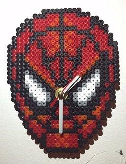 Orologio da parete Spiderman