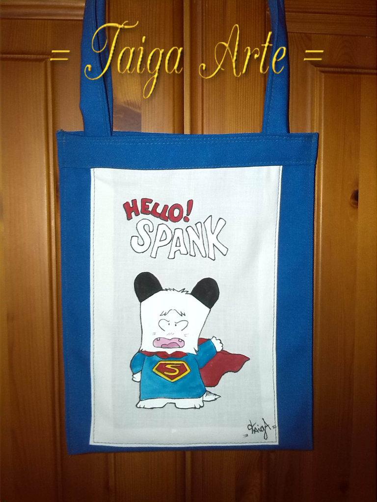 Borsa Hello Spank
