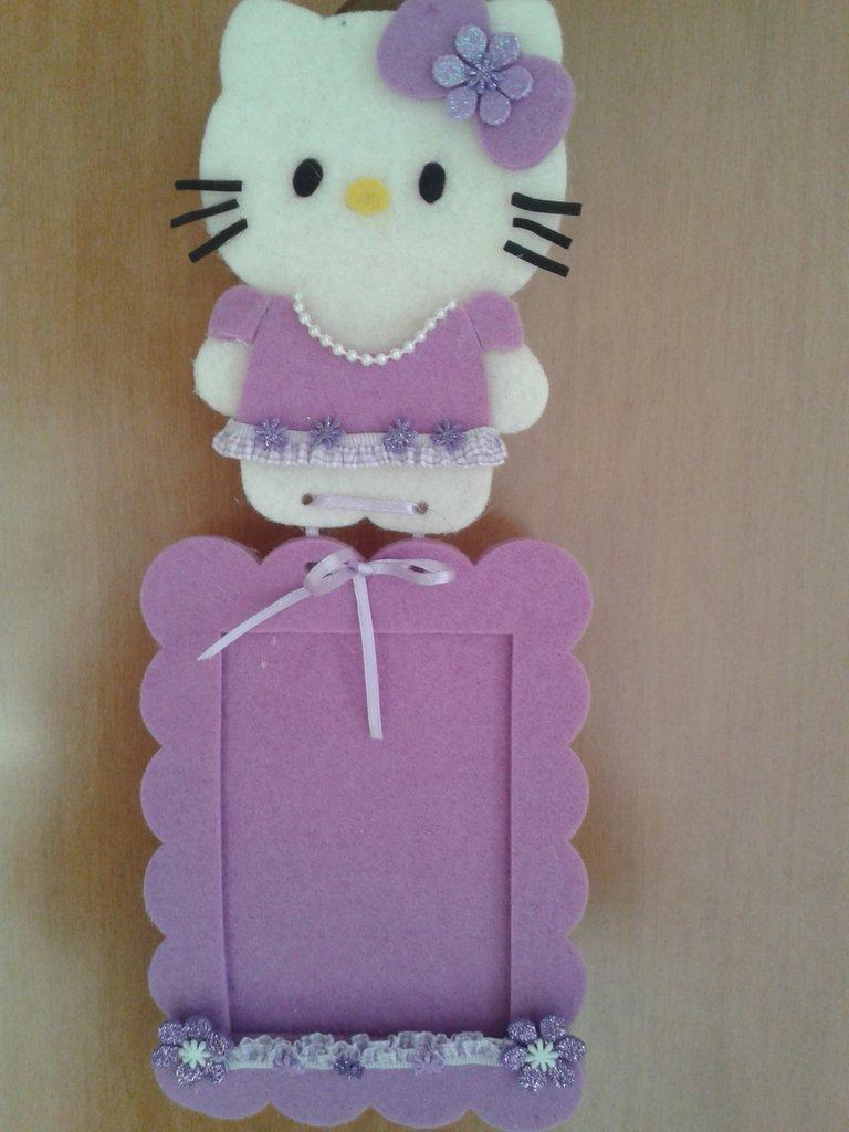 Cornici Portafoto Hello Kitty
