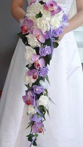 XXL Bouquet gioiello realizzato a mano