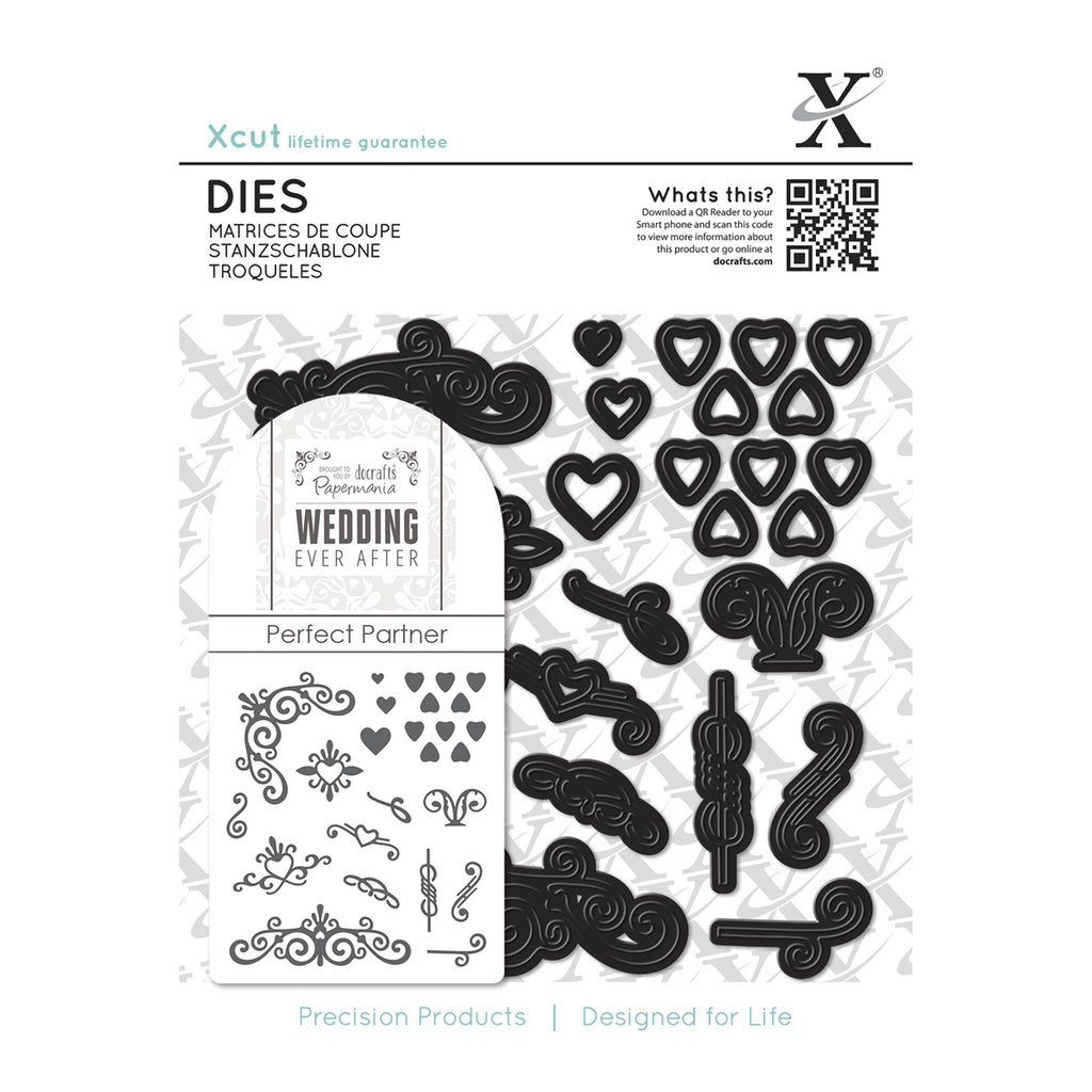 Set fustelle Xcut - Flourishes