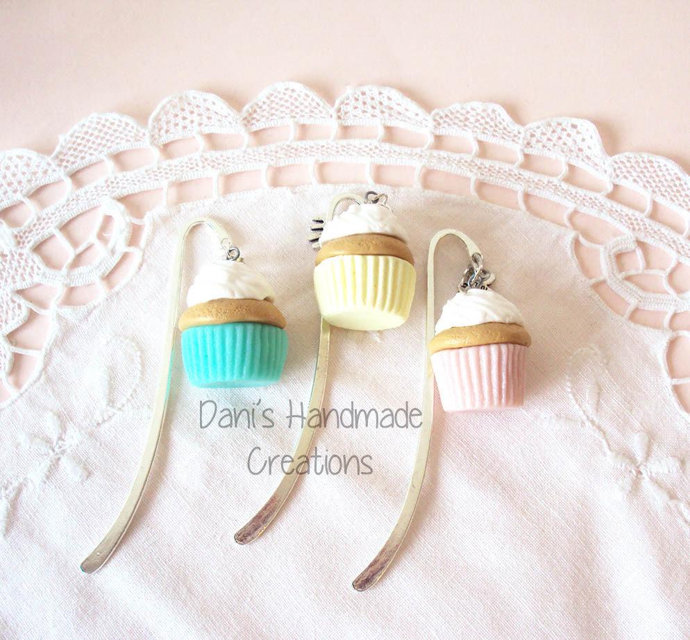 Segnalibro cupcake grande