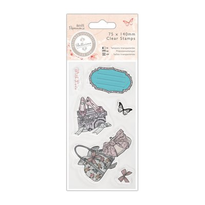 "Clear Stamp - Bellisima ""Shoes & Bags"""
