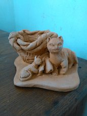 gattini di terracotta