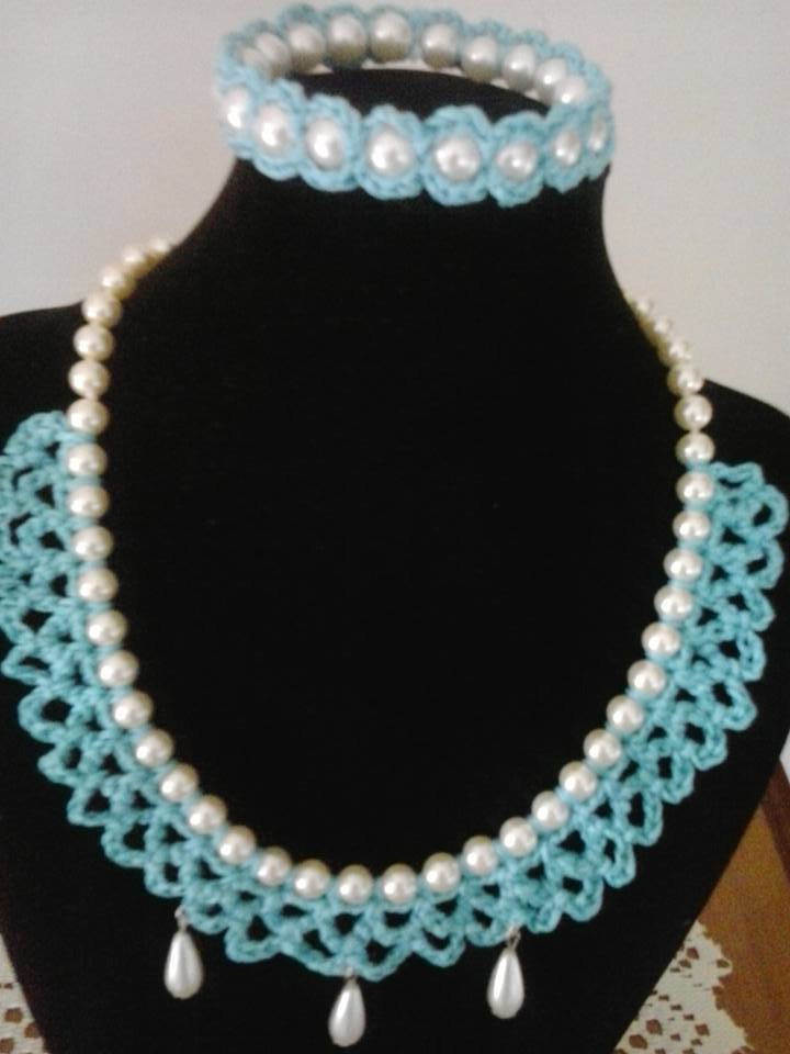 completo bijoux artigianale