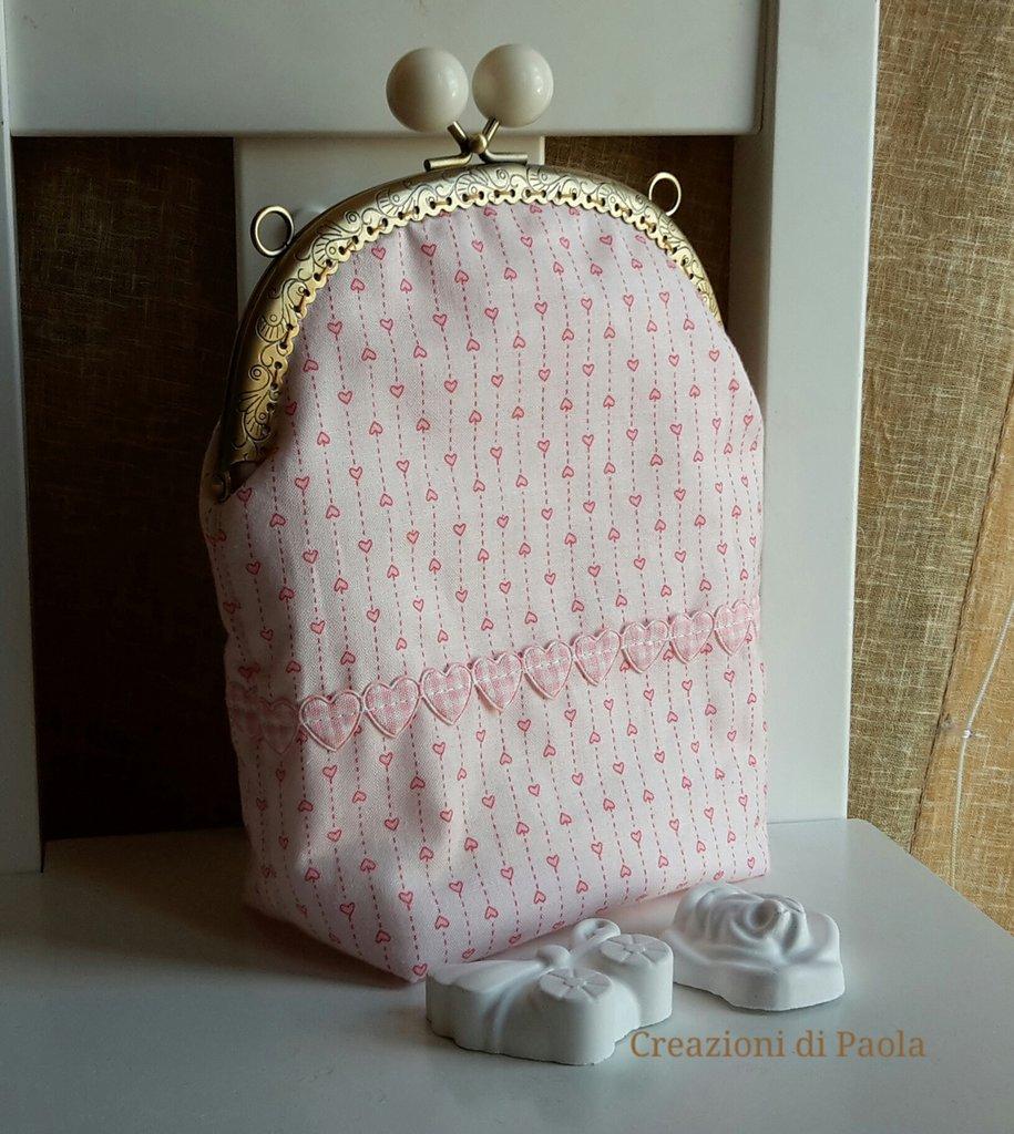 Mini borsetta per neonata