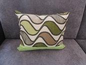 cuscino verde vivace
