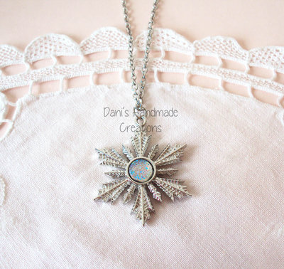 Collana Once Upon A Time - Frozen