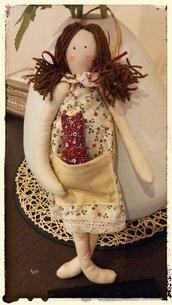Bambola Sally con gattino