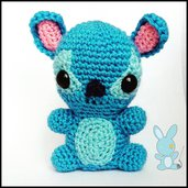 Stitch Amigurumi Kawaii