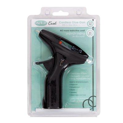 Pistola cordless per colla a caldo