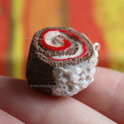 Roll Cake - Cioccolato e mandorle